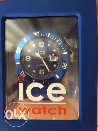 ice watch sili blue big