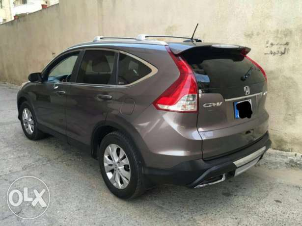 Honda CRV 2012 exl super clean أشرفية -  4