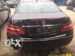 e 250 turbo charged 2010