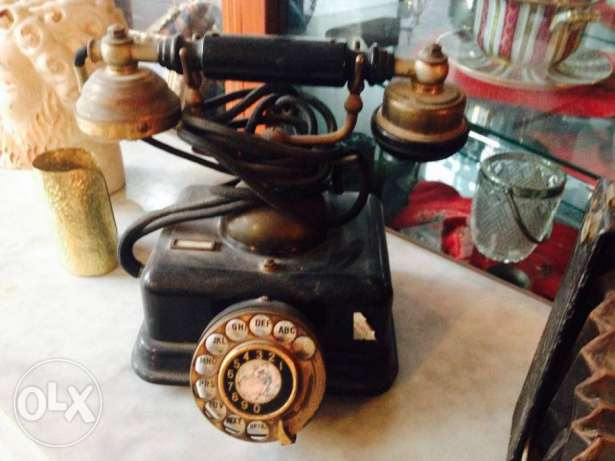 old collection phone