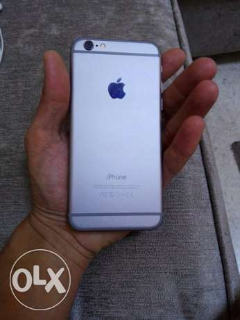I phone 6 128gb excellent condition