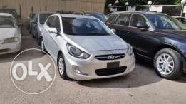 Hyundai accent 2014 hatchback with abs