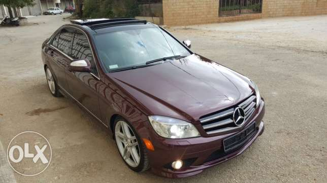 Mercedes C350 , 2008 , Full Options