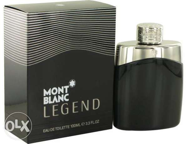 Mont blanc legend for men 100 ml