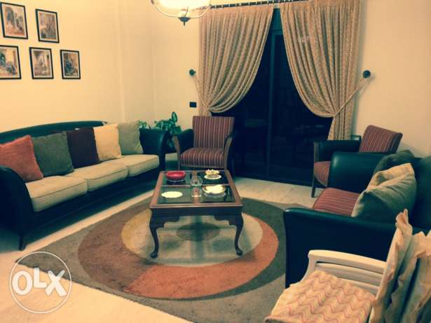 Delux furnished appartement in hazmieh