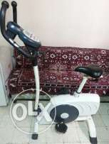 exercise bike made in italy