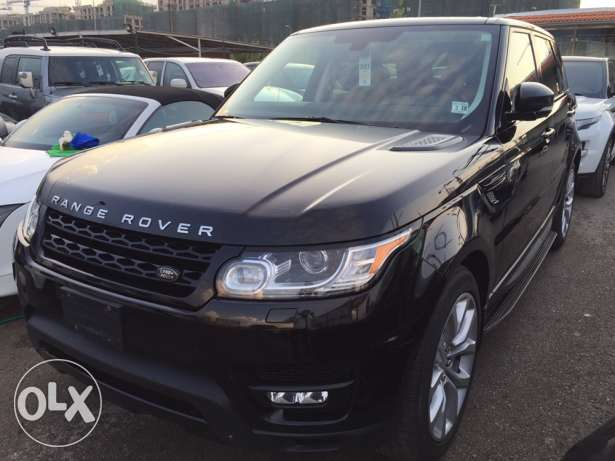Range Rover Sport Autobiography Supercharged ضبيه -  8