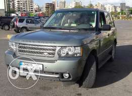 range rover vogue 2004 updated to 2010 shape for sale