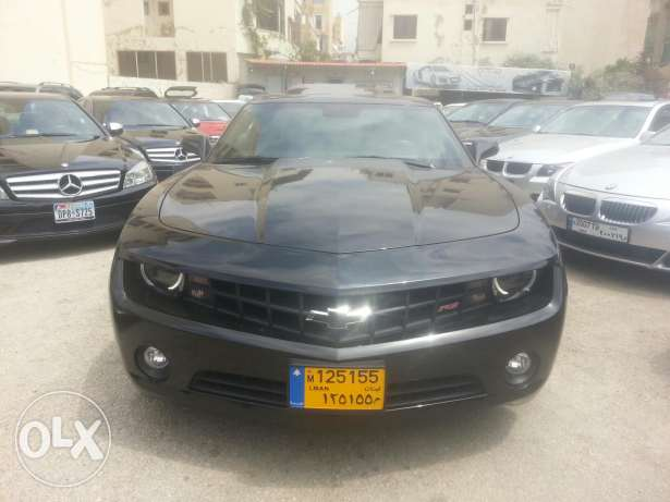 Chevrolet camaro lt rs 6 cylindre full package clean 0 accident الشياح -  8