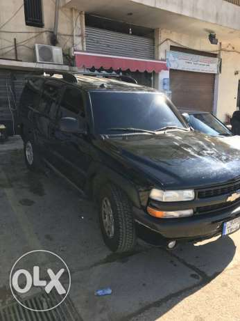 chevrolet tahoe for sale or trade