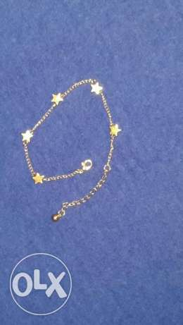 Stars Ankle Bracelet Foot Jewelry