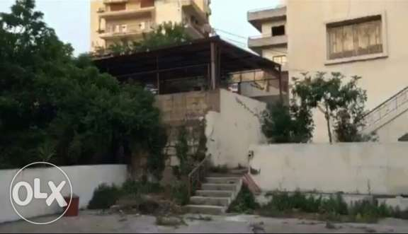 Land With building for rent in Hadath SKY311