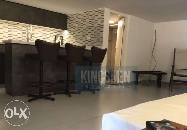 Fully Furnished 50 sqm Chalet at Valle De Neige - Kfarzebian المتن -  2