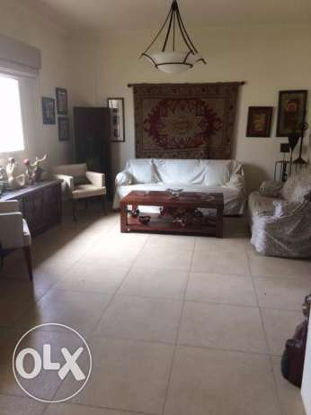 A lovely furnished 150 sqm apartment for rent in Horch Tabet
