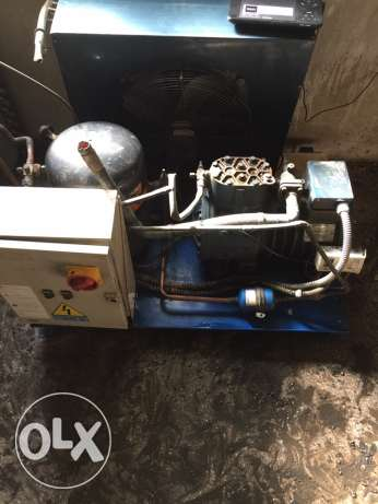 compressor k 470cs-01 freezer