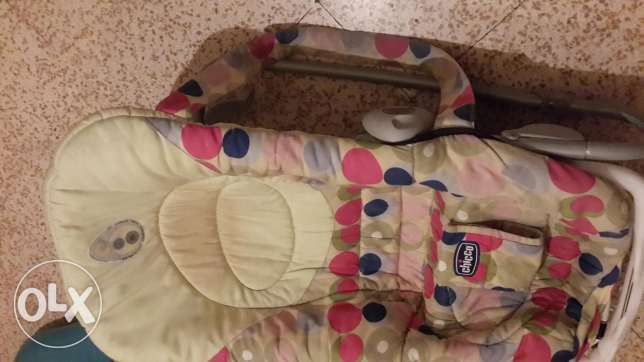 Baby relax chicco good condition