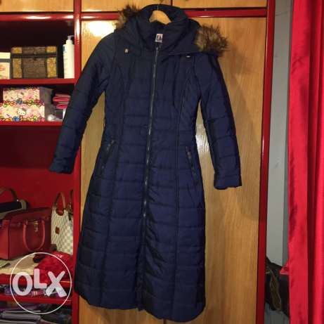 size 38 very long coat