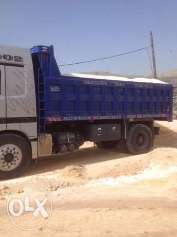 camion actross1843 بشري -  3