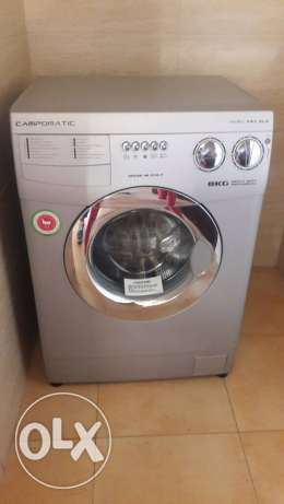 washer CAMPOMATIC 8 kgs