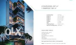 Luxurious apartments for sale in Achrafieh