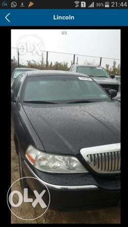 2006 Ford Lincoln town car