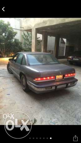 Buick Regal الغازية -  1