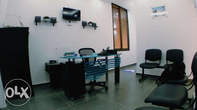 clinic for rent for doctors المتن -  3
