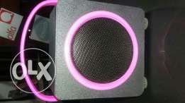 portable speaker, new, bluetooth, memory SD, flash, radio, great sound