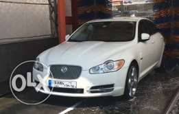 Jaguar XF Supercharged 420 hp