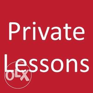 private lessons in math and physics for all grades