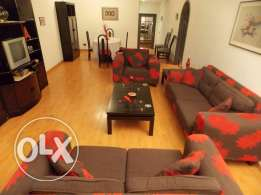 Furnished appartment for rent in Beirut koraytem