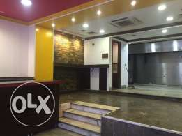 Shop for RENT - Hamra 80 SQM