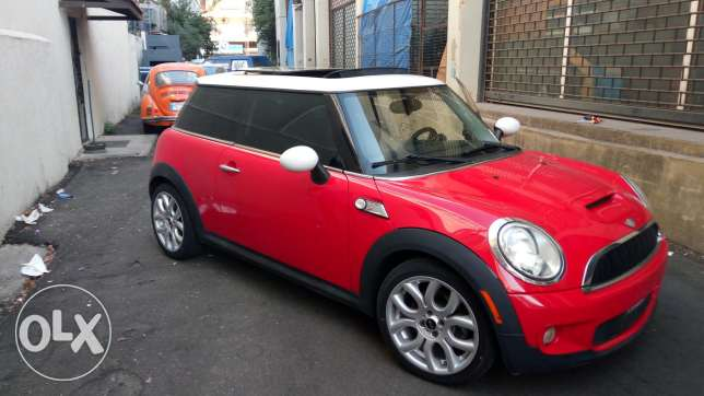 Mini cooper S 2010 clean carfax