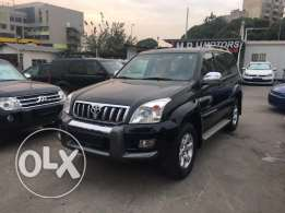 Toyota Prado VX 2009 Black Fully Loaded in Excellent Condition!