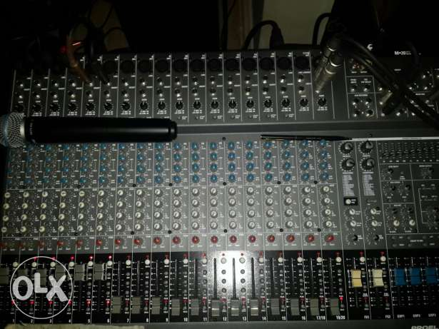 For sale mixer proel M20