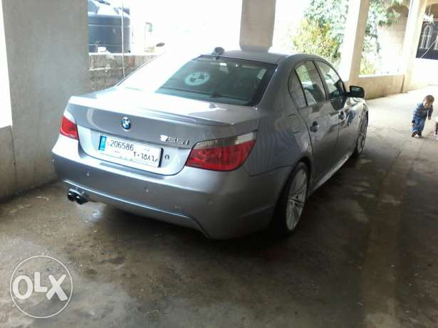 Bmw 525 sport backage حمانا -  3