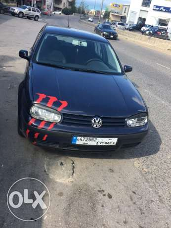 Golf 4 2002 German