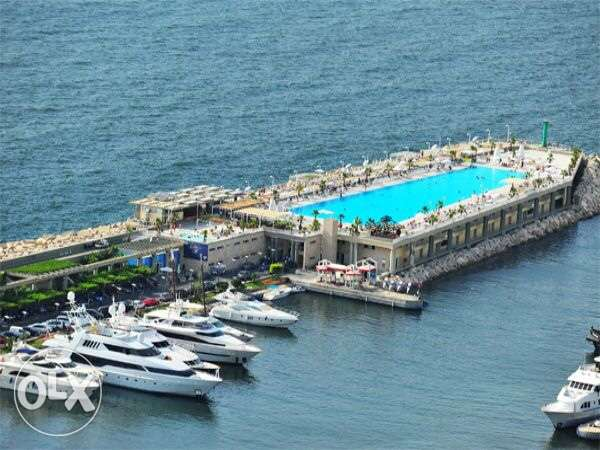 Share rent at Club La Marina Dbayeh for 1 year