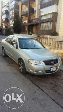 nissan sunny Full option Super clean No acceident Masdar sherke