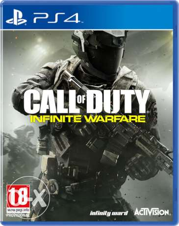 Call of Duty Infinte Warfare Ps4 Brand New Sealed (makhtoume)