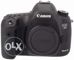 Used Canon EOS 5D Mark III DSLR Camera Body Only