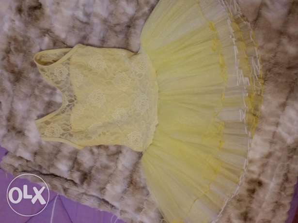 Ballerina dress for girl 3 years old
