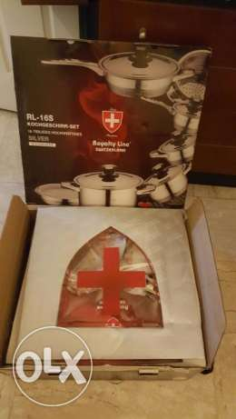 Cookware - Made in Switzerland - ROYALTY LINE