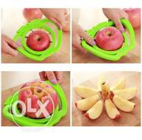 Apple slicer with core remover