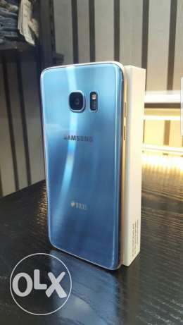 Galaxy s7 edge blue