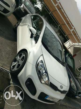 Kia rio 2013 full GS 31000 km under warranty