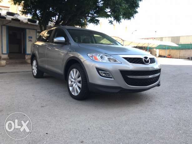 mazda cx9 2010 fully equipped