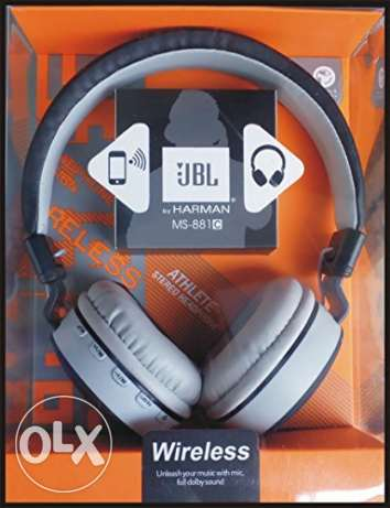 JBL by Harman Headphone [Bluetooth]