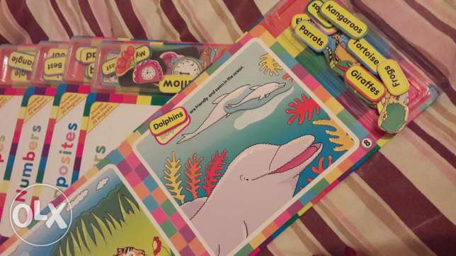 Children's books with magnets كسروان -  3