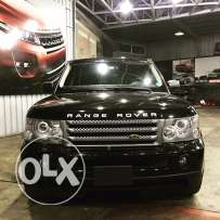 Land Rover Fayzo Cars : Range Rover SporT 2009 , 136,600 Miles ($27,500$)